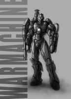 Warmachine by PioPauloSantana