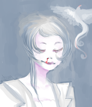 Nosebleed by numb182