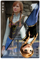 OUAT Card Anna by jeorje90