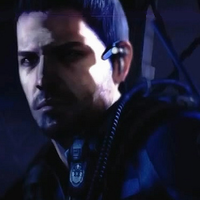 Resident Evil 6 - New Chris Icon from Mercs by TheARKSGuardian