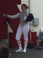 Fencing Cosplay by AliTat
