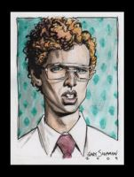 Napoleon Dynamite by G-Ship