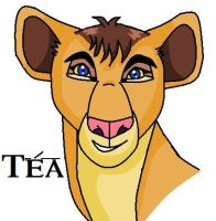 Lion King style Tea by Jabari123
