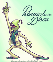 Pearnic! at the Disco by TheAlienBanana