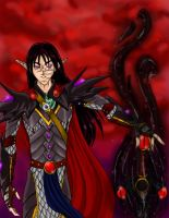 Avarion, High King of Enrosia by Mytherea