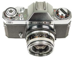 Carl Zeiss Icarex 35 with the skoparex 35 mm f 3,4 by sandor99