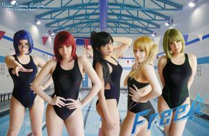 Free! by Pinkie-Bunny-Cosplay