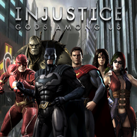 Injustice Characters 1-6 by BatNight768