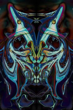 Psychedelic Shaman by aaaxxx