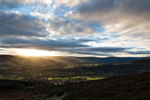 Bamford Ridge Sunset by Captain-Marmote