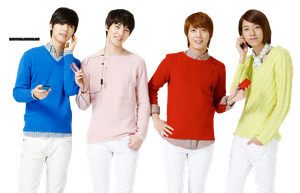 PNG : CN BLUE by chazzief