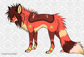 Scenedog adopt [price lowered] by FuffAdoptables
