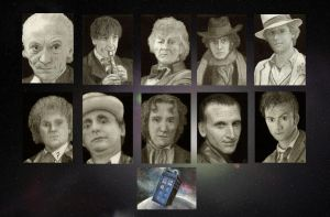 the ten doctors by slave-roc