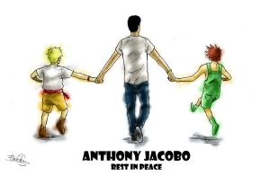 RIP Anthony Jacobo by theonlybriman47