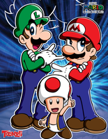 SUPER MARIO CHRONICLES by Dman761