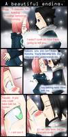 +SasuSaku Happy Ending+ by lkitty