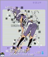 Gijinka Pokemon- MissingNo Aerodactyl Fossil Form by Song64