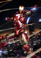 Ironman by johnsonting