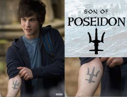 Son of Poseidon by daynjerzone