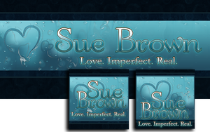 Sue Brown - Facebook Banner + Icon by ajCorza