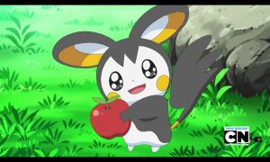Who wouldn't catch this cute little Pokemon by davyjonesentei123