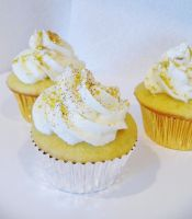 Eggnog Cupcakes by Stephanefalies