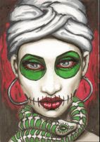 Marie Laveau Voodoo Queen of New Orleans by ShayneOtheDead