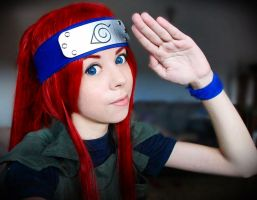 Kushina Uzumaki (Road to Ninja) by GisaGrind