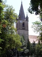 Old Clock of Targu Mures by Alyly
