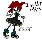 I'm not crazy by pookat