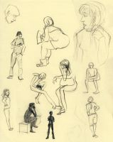 Sketches 1 by 3Dasha