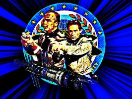 Security/Babylon 5 by scifiman