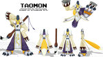 +MMD+ TAOMON WILL PUNISH YOU +DL+ by ScreampunkArts