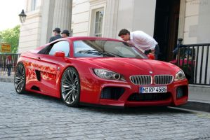 The new BMW M1 supercar by TuningFlo