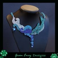 Ocean Dream - modelled by green-envy-designs