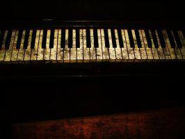 The Piano. by Darxen