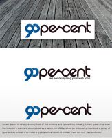 90percent - design agency by lewkaART