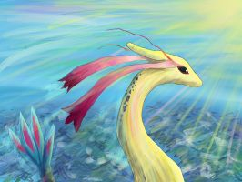 Milotic by Varr24