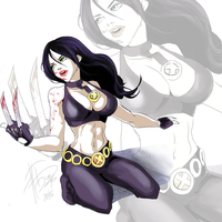 X-23 Laura Kinney by Anislayer