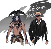 Undercover Pirates by abosz007