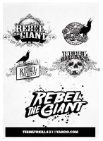 REBEL the GIANT by adiosta