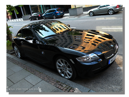 Shiny Black BMW Z Series by WillFactorMedia
