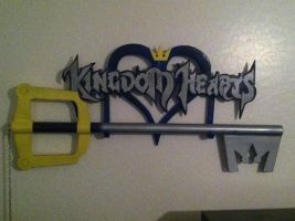 Keyblade by weirddance
