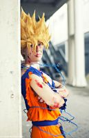 Goku cosplay #5 by Alexcloudsquall