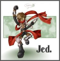 Meet Jed. by jamuko