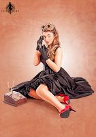 PinUp by VenjaPhotography