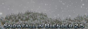 Snowfall tutorial series by betasector