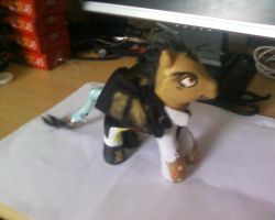 MLP Custom KHR Xanxus by ME pic 1 of 8 by FlutterValley