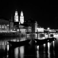 3 Boats by AlexandruCrisan