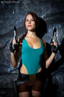 Igromir'11 classic Lara Croft 8 by TanyaCroft